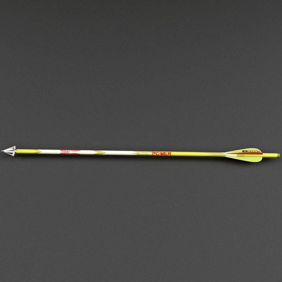 Спорт Стрелка royalty-free 3d model - Preview no. 2