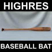 Bastão de beisebol 3d model