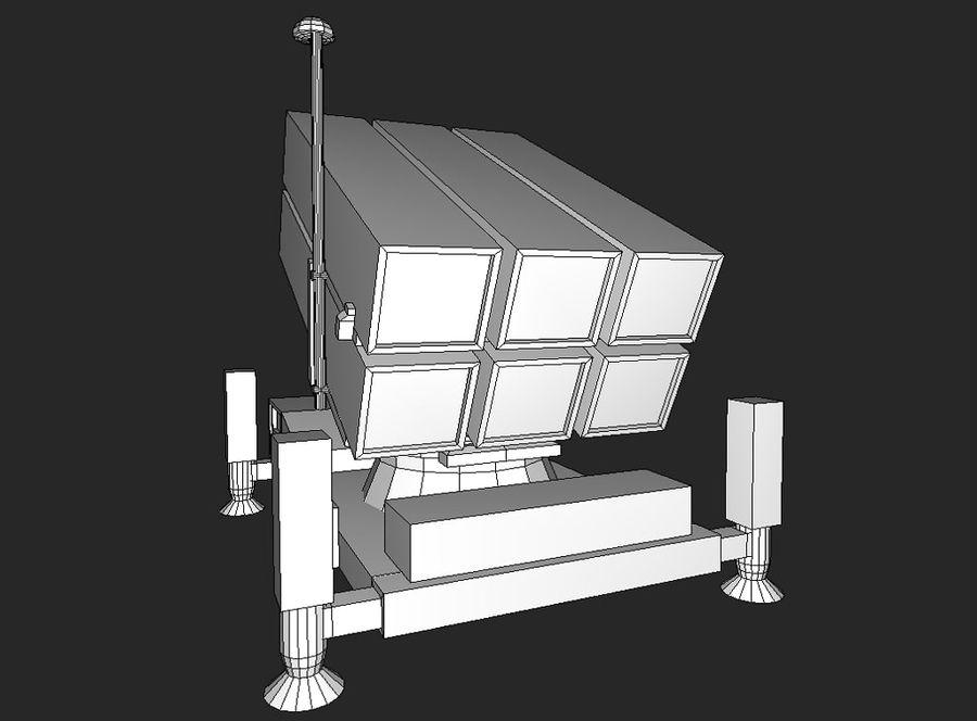 Nasams royalty-free 3d model - Preview no. 3