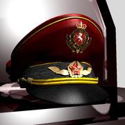 General hat 3d model