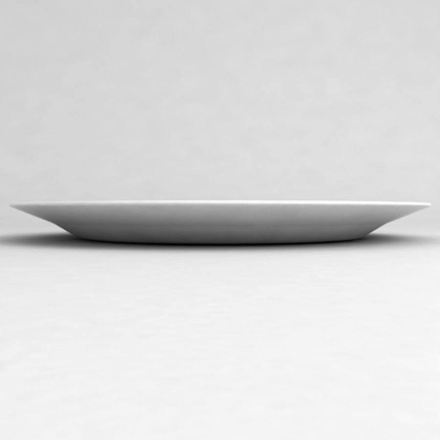 Dish_01 royalty-free 3d model - Preview no. 2