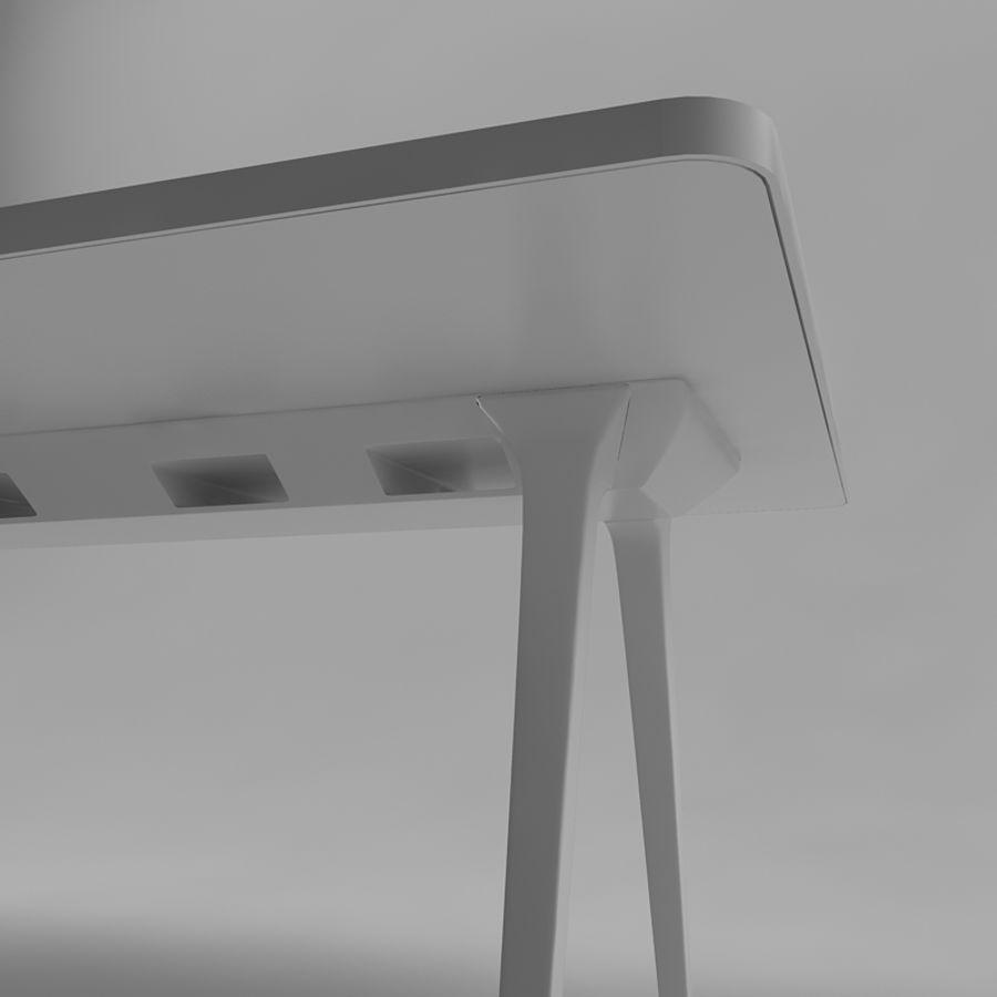VITRA JOYN royalty-free 3d model - Preview no. 3