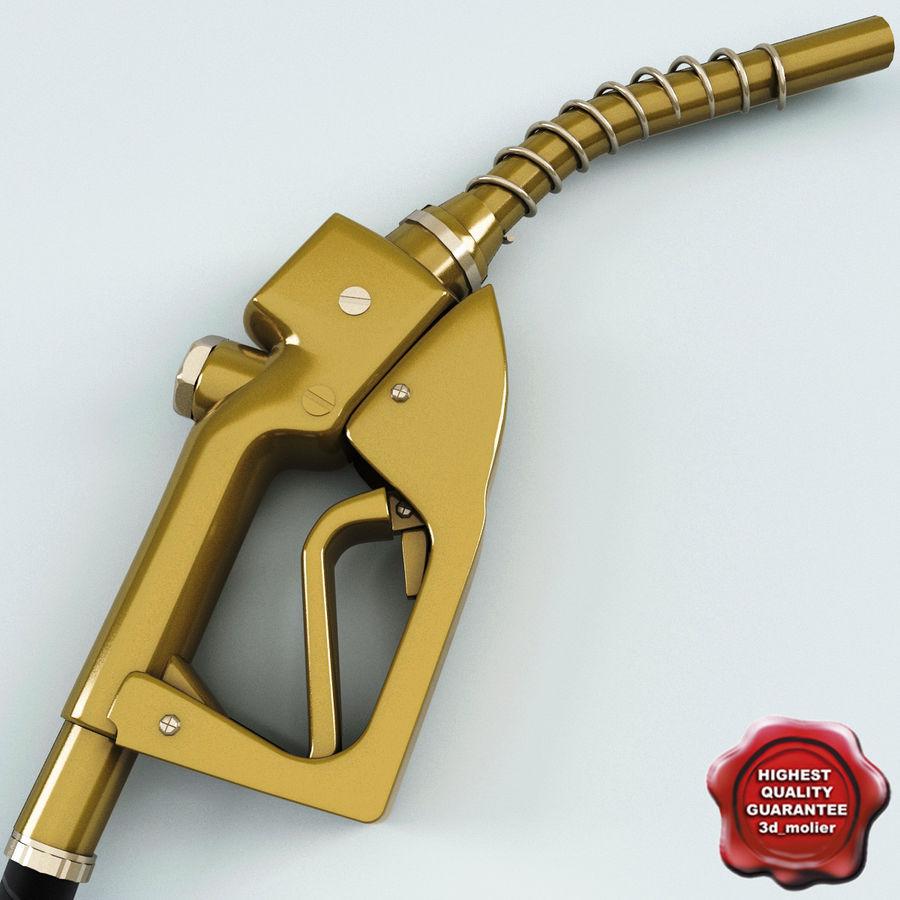 Pompa gazowa royalty-free 3d model - Preview no. 1