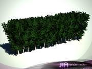 D2.C1.07 (1) Arbusto de clavo (forma I) -Arbusto Clavo (Forma de I) modelo 3d