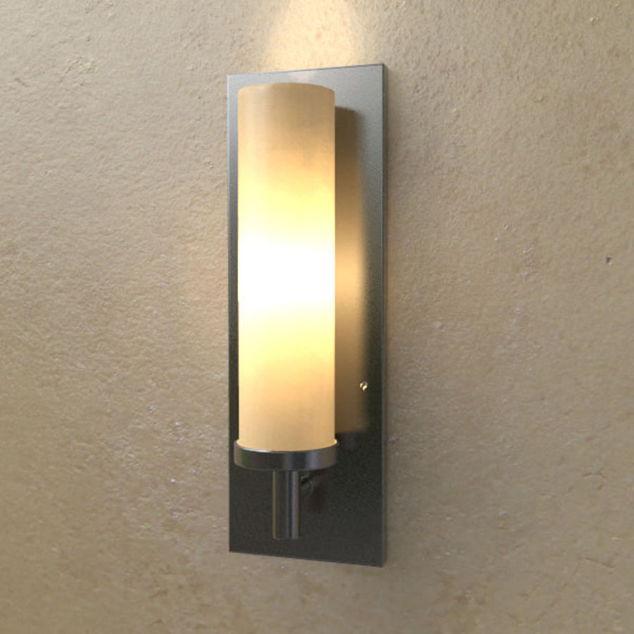 Concor Sconce Light royalty-free 3d model - Preview no. 1