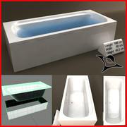 04_bath 3d model