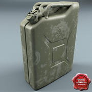 Jerry Can 20 Litre V3 3d model