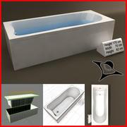 02_bath 3d model