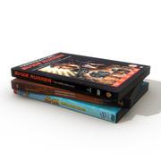 DVD-skivor 1 3d model