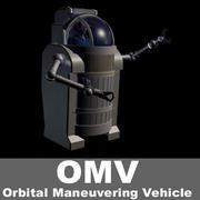 OMV 3d model