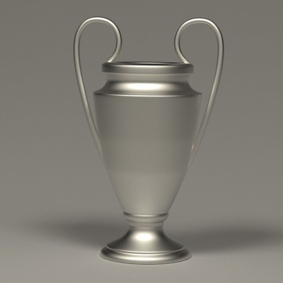trophy4 royalty-free 3d model - Preview no. 1