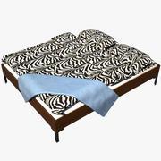 Ikea Engan Bed 3d model