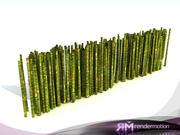 D2.C1.09 Bambú-Bambú modelo 3d