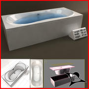 01_bath 3d model