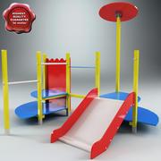 Playground V9 3d model