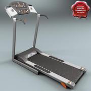 Treadmill V2 3d model