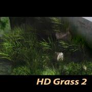 HD Grass 2 3d model