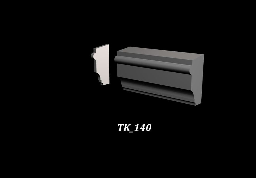 Trim Package 1 royalty-free 3d model - Preview no. 4