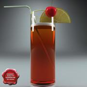 Cocktail V2 3d model