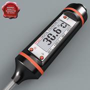 Digital matlagningstermometer TP3001 3d model