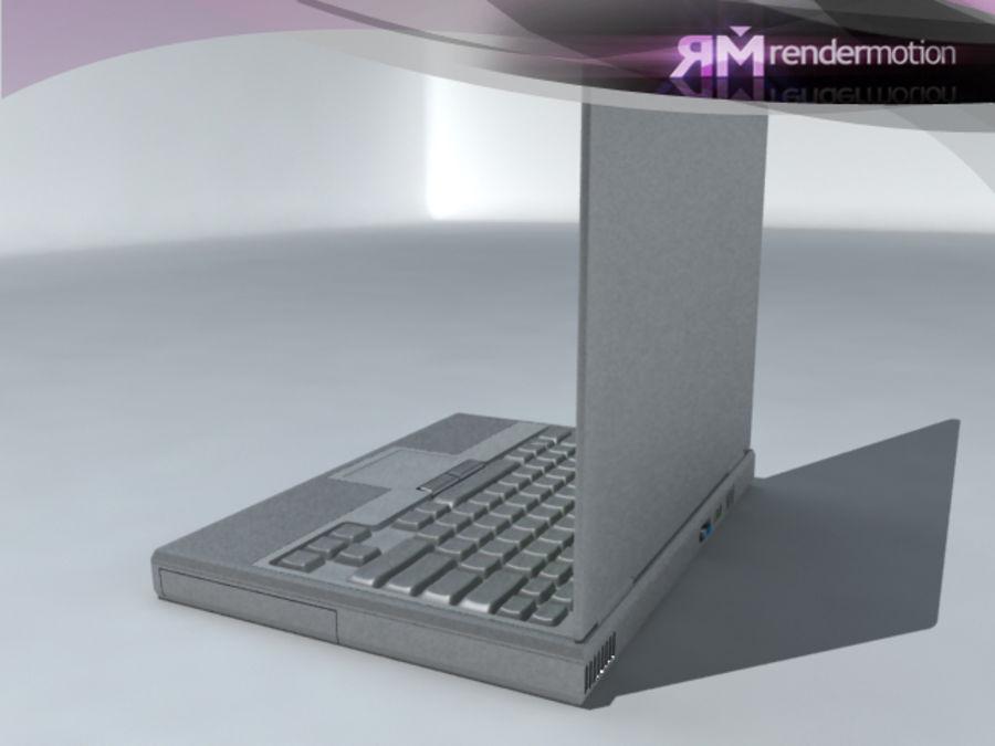 D1.C3.04 Laptop royalty-free 3d model - Preview no. 2