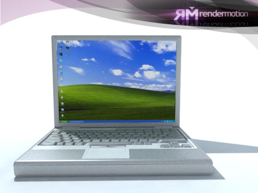 D1.C3.04 Laptop royalty-free 3d model - Preview no. 1