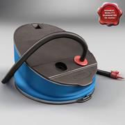 발 펌프 V2 3d model
