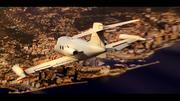 Bombardier Learjet 30 3d model