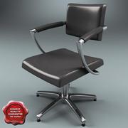 Chaise de salon 3d model