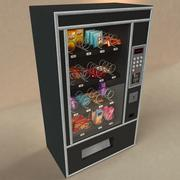 vending machine 3d model