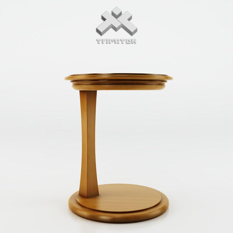 Side Table - Gem 3D Model $23 -  obj  dxf  dwg  3ds  fbx