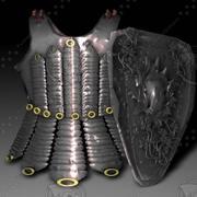 Armor Torso 3d model