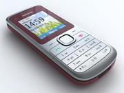 Nokia C1-01 3d model
