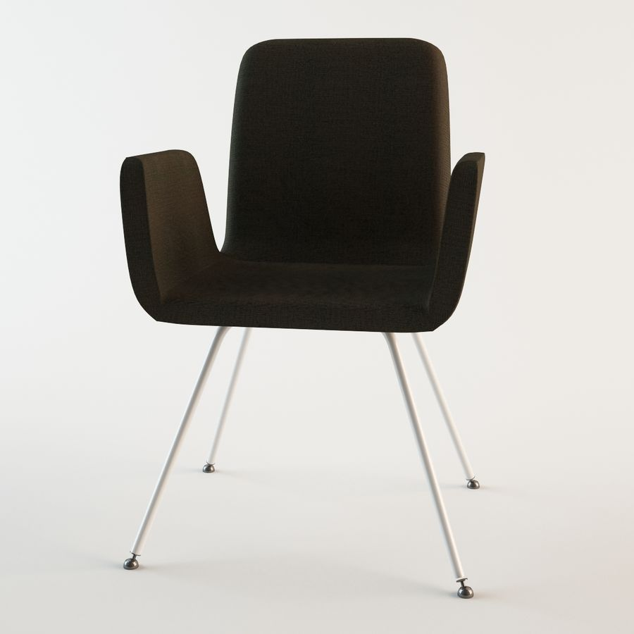 Ikea Patrik Chair 3d Model