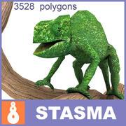 Kameleon 3d model