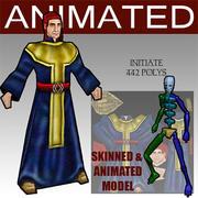 initiate 3d model
