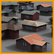 Huiscollectie 3d model