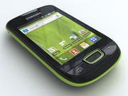 Samsung Galaxy Mini S5570 3d model