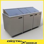 Food Storage 1 3d model
