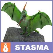 Pterodactyl 3d model