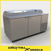 フード収納2 3d model