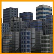 建物コレクション 3d model