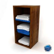 Towels_43 3d model
