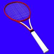 Rakieta tenisowa 3d model
