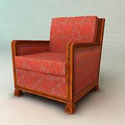 armchair_02 3d model