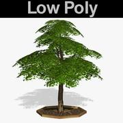 PL Low Poly Tree 64 3d model