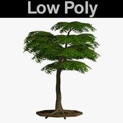 PL Low Poly Tree 4 3d model