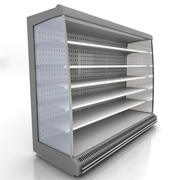 Chilled Shelving 3d model