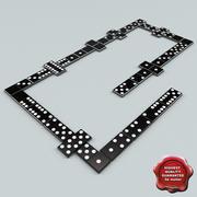 Domino V2 3d model