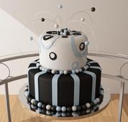 Torta 4 3d model